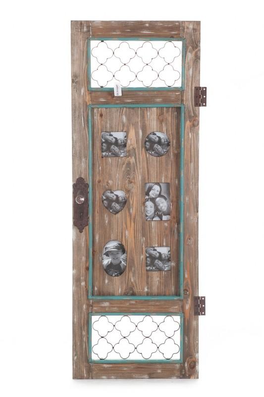 367a9616a Dekoračné dvere - fotorám MAZINE dvere 133,5x47,5x7 empty